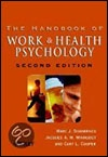 Work and health psychology